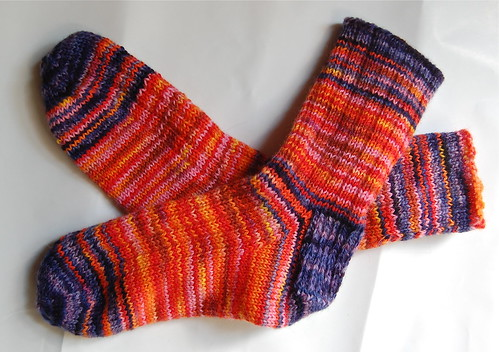 Punky Summer Socks