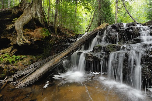 Mosquito river - Pictured Rocks National Lakeshore