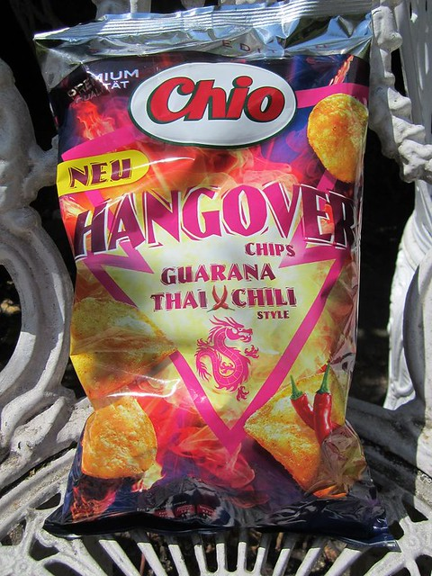 Hangover chips