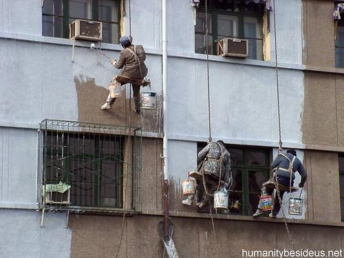 Beijing in 2000