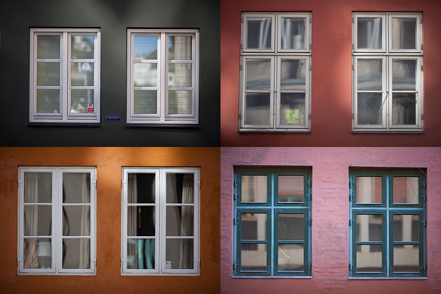 Noen vinduer #1