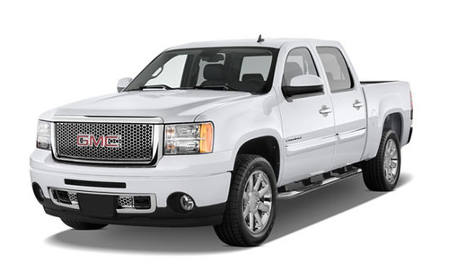 GMC Sierra 1500: Pick Up de Increible Confort y Performance
