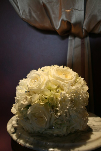Wedding Bouquet by theadventuresofbeka