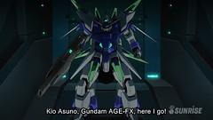 Gundam AGE 4 FX Episode 41 Beautiful Fram Youtube Gundam PH (6)