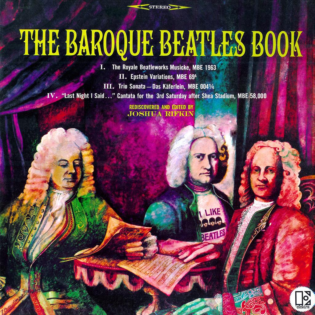 Joshua Rifkin - The Baroque Beatles Book