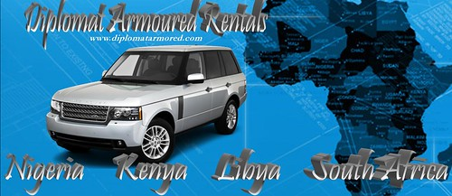 Diplomat Armoured Rentals by diplomatarmored