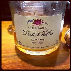 Diebolt-Vallois NV Rose