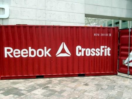 Reebok University Challenge - Crossfit