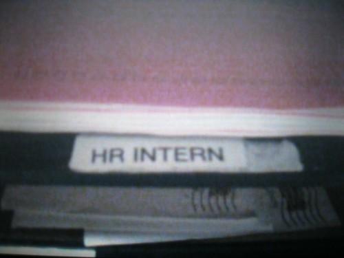 HR Intern
