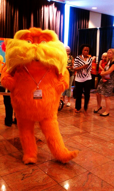 A Lorax...or something.