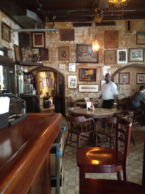 Old Absinthe House, New Orleans LA
