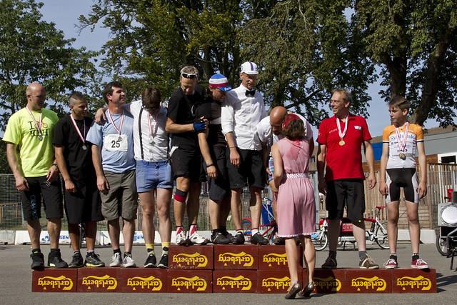 Svajerløb 2012 - Team Relay Medallists