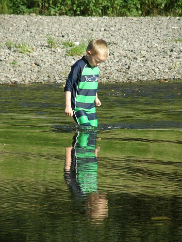 S wading