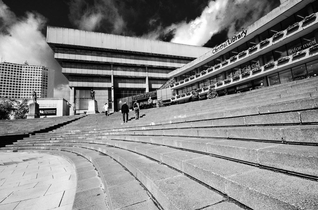 Central Library - Birmingham 2012