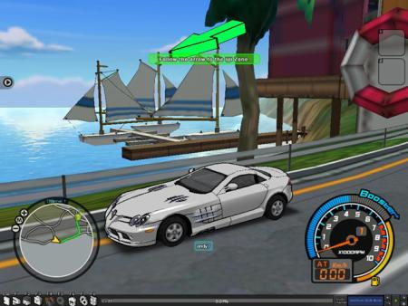 juego carreras 3D