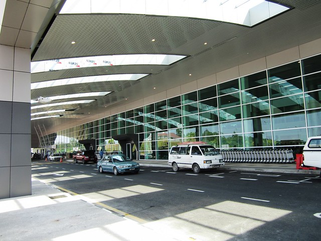 New Sibu airport 1