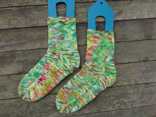Vintage Kitchen Socks