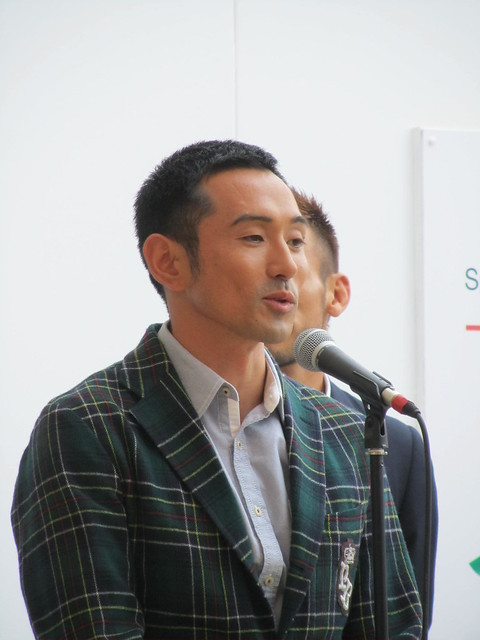 Dai Takahashi (Former track and field athlete)