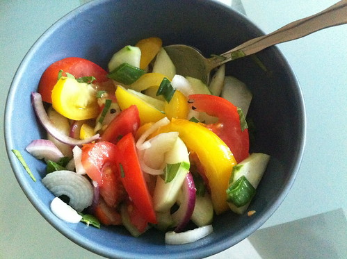 veggies are delicious