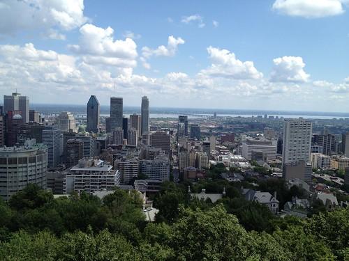 Mount Royal - view 1