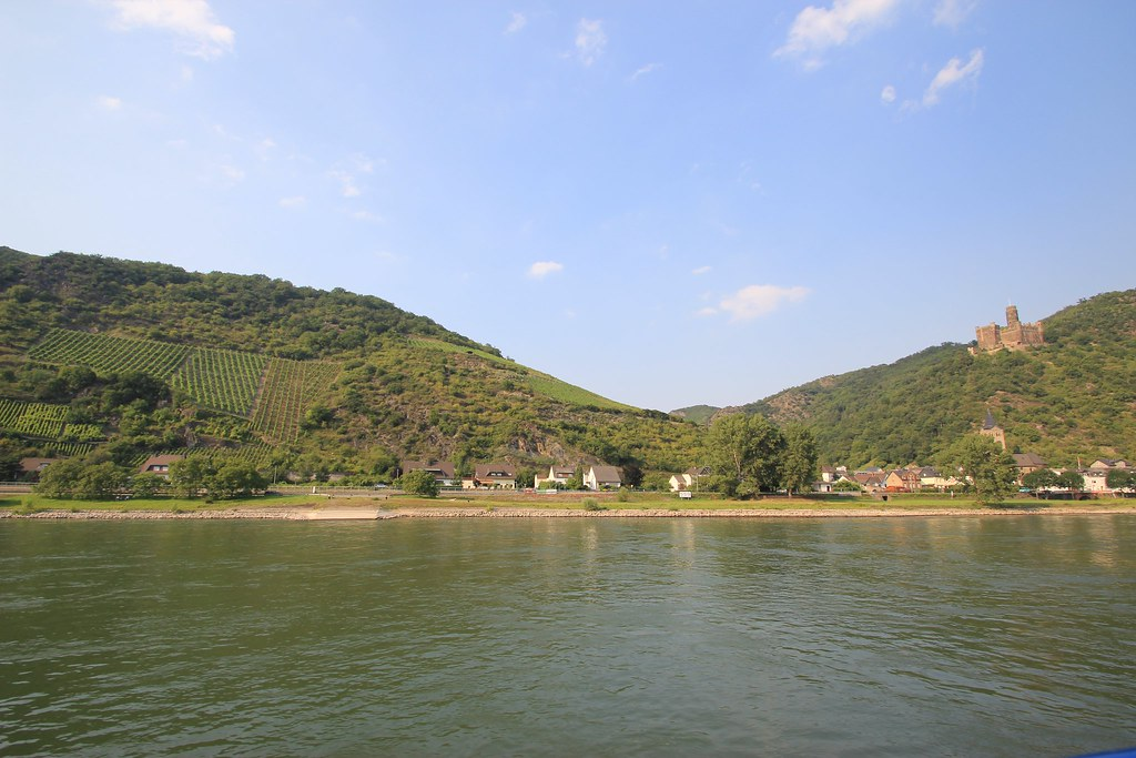 Rhine River- Rhine Valley, Germany