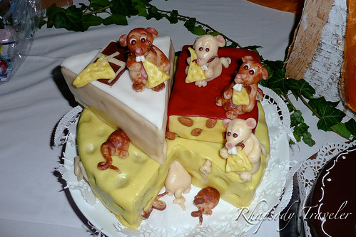 gerbils and cheese