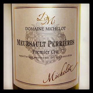 Meursault Perrieres 2004 Michelot