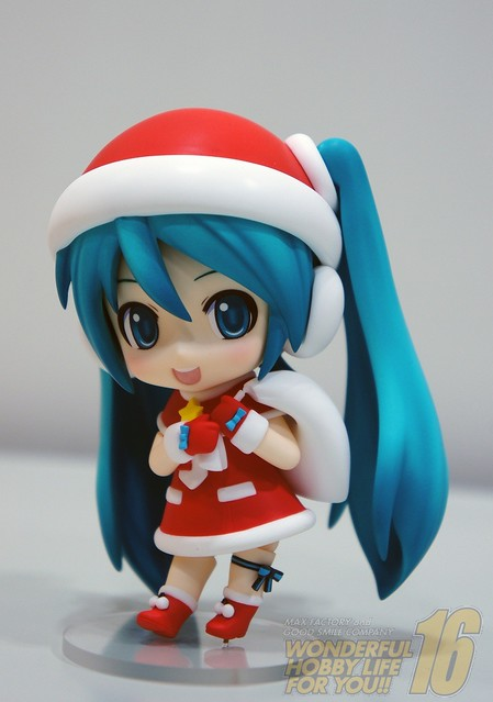 Nendoroid Hatsune Miku: Christmas version