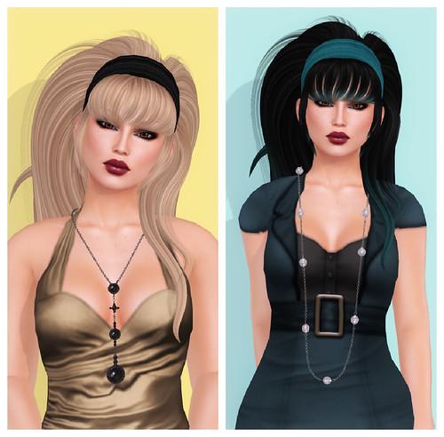 Vintage Fair 2012 - Ploom | Maxi Gossamer | Sassy