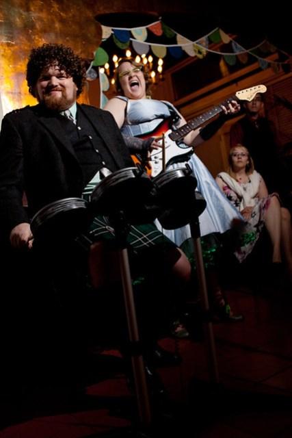 First Rockband Duet