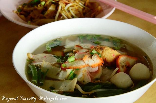 koay teow soup in kedah