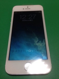 183_iPhone5Sのフロントパネル液晶割れ