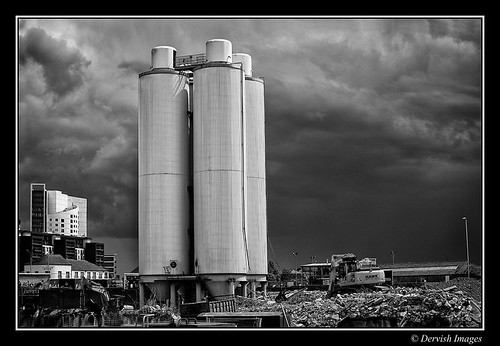 Destruction Of Joshua Tetleys Brewery by Dervish Images