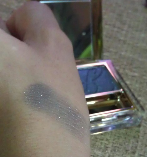 Estee Lauder Pure Color Black Crystals Metallic EyeShadow
