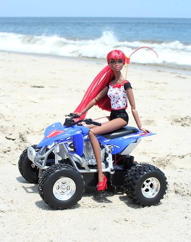 Riding on the Shoreline