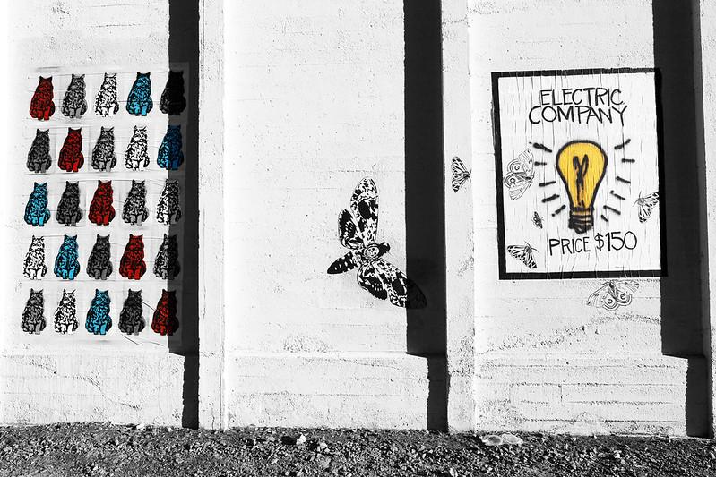 Napa Banksy?