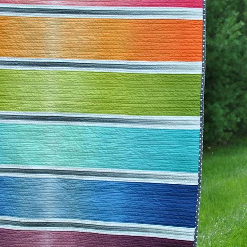 Ombre Rainbow