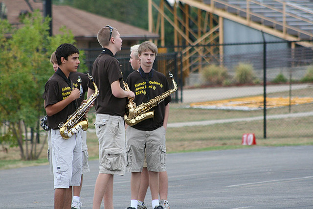 Band 2012 - Parent Preview