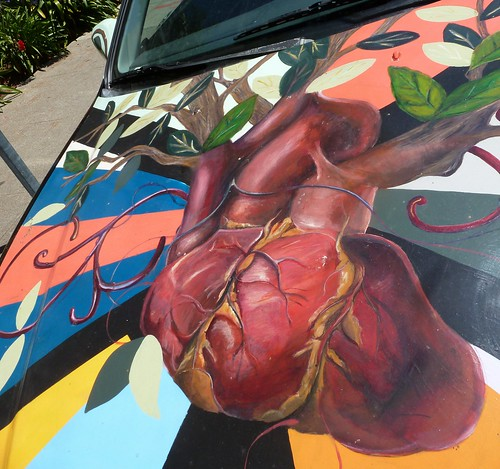 The Leafy Heart by dyannaanfang