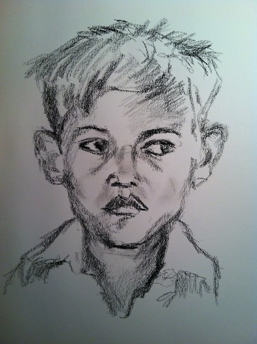 John Rajesh by husdant