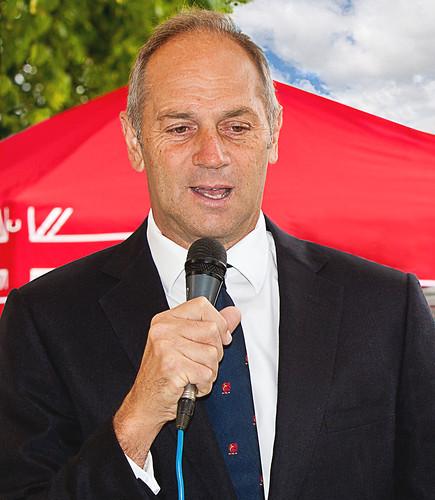 Sir Steve Redgrave - Winner of five Olympic Gold Medals