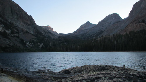 Green Lake Backpacking Trip