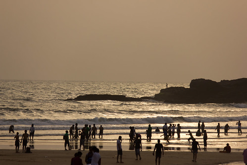 Goa, Before the Sun goes down by Saad Faruque