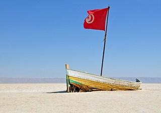 Tunisia-3913 - Where did the water go.....