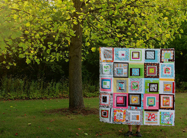 Quilt by the A2MQG