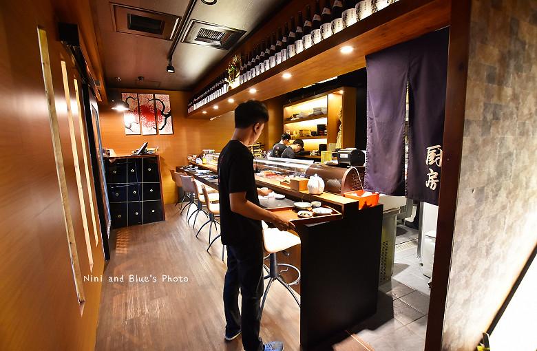 台中公益路日式料理桀壽司無菜單料理海鮮美食餐廳09