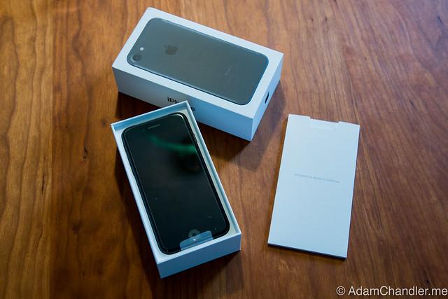 Apple iPhone 7, Black, 256GB, September 2016