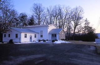 Crest Hill Mennonite, Wardensville, West Virginia, 1993 (1900)