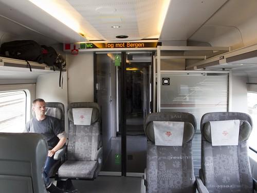 467 Tren Oslo-Bergen