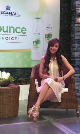 Christine Reyes for Pantene Nature Care